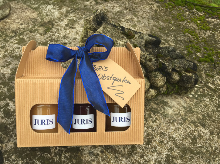 JURIS Obstgarten (3 x 214 ml)