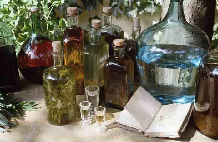 Destillate