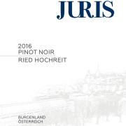 Pinot noir 2016 HOCHREIT (0,75l)