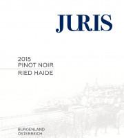 Pinot noir 2015 HAIDE (0,75l)