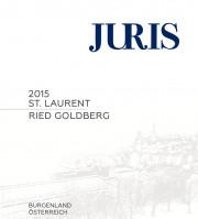 St. Laurent 2015 GOLDBERG (0,75l)