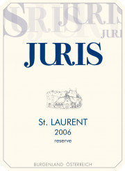 St. Laurent 2006 Reserve (5l)