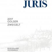 Zweigelt 2017 Golser (0,75l)